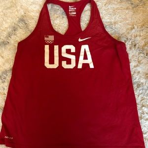 Nike USA Tank 🇺🇸